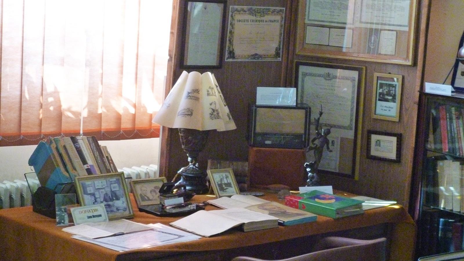"""Viziteaza Muzeul Universitatii """"POLITEHNICA""""din Bucuresti"""