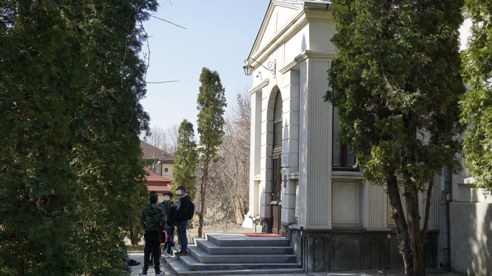 "Muzeul ""Poni - Cernatescu"""