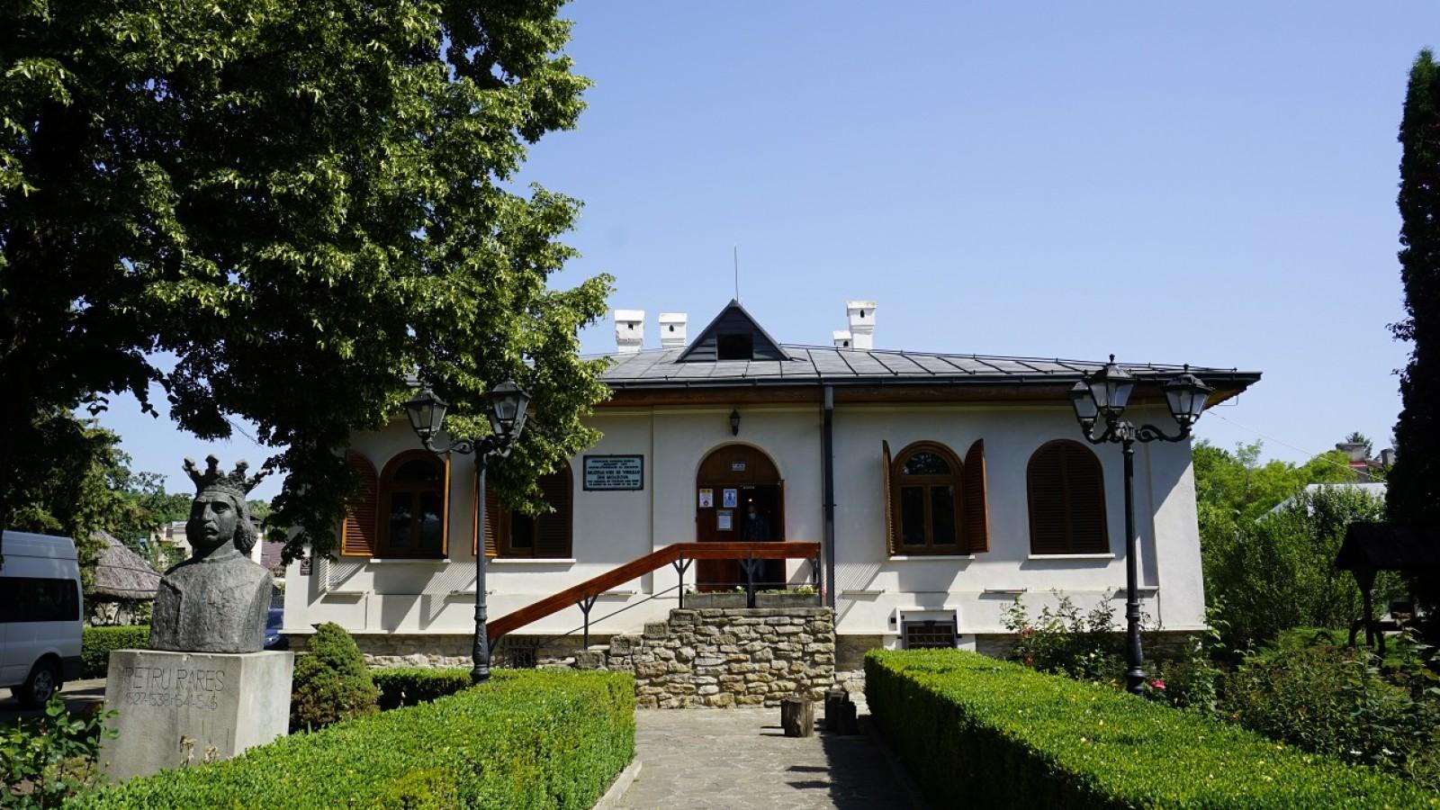 Muzeul Viei si Vinului din Harlau