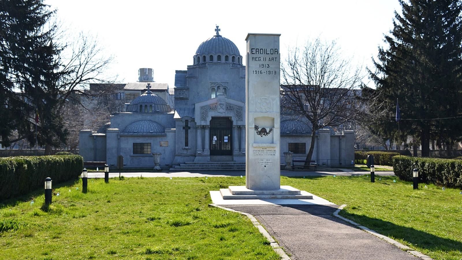 Mausoleul Eroilor Focșani