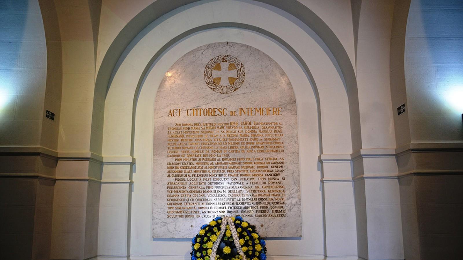 Viziteaza Muzeul si Mausoleul Eroilor de la Marasesti