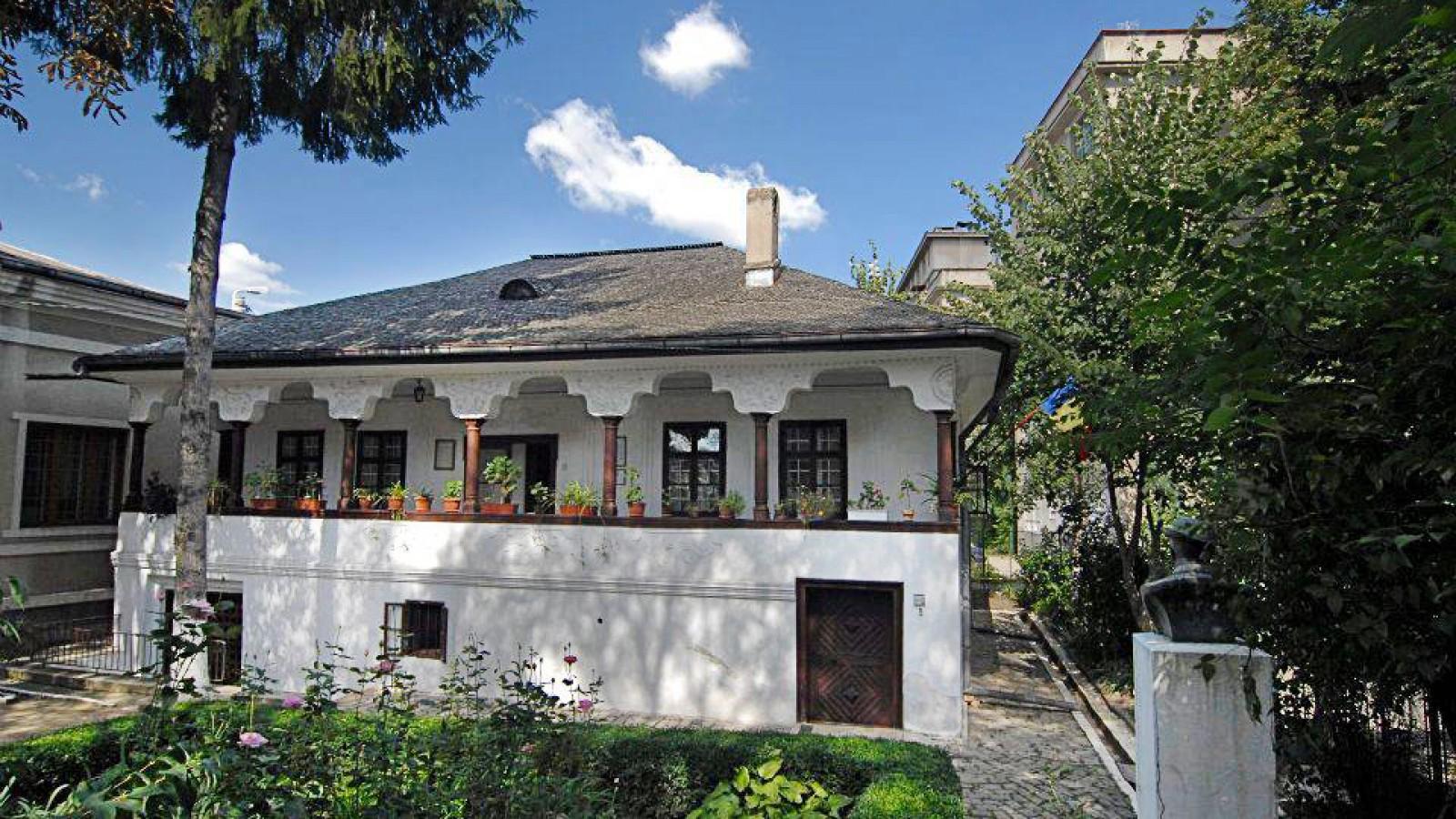Muzeul Ion Luca Caragiale Ploiesti