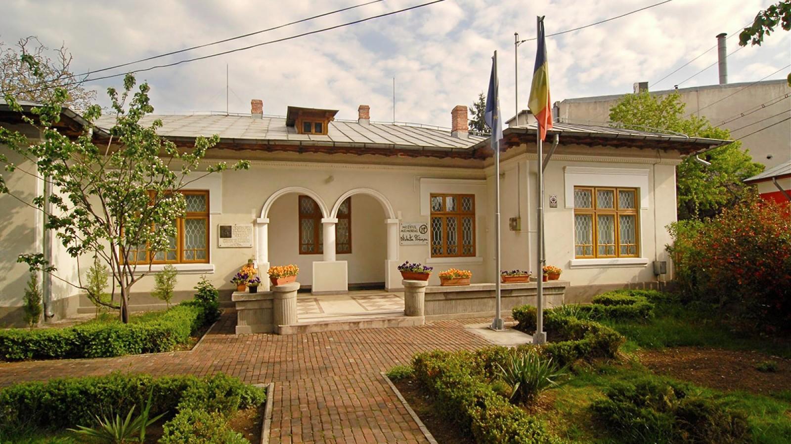 Muzeul Memorial Nichita Stanescu Ploiesti