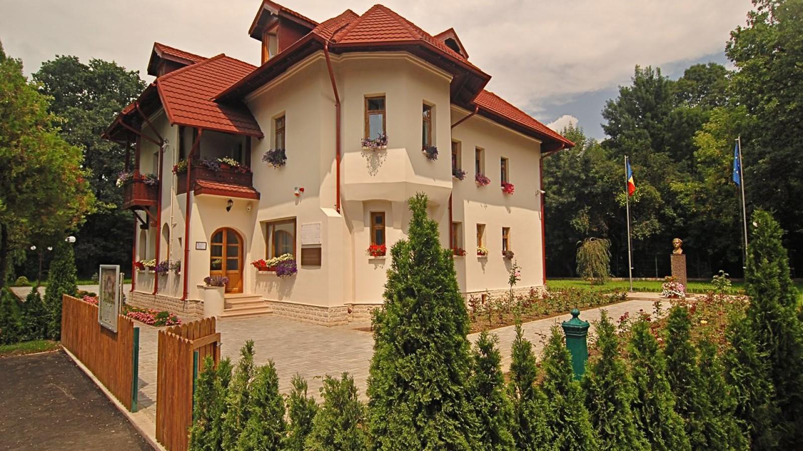 Muzeul Memorial Constantin si Ion Stere Bucov