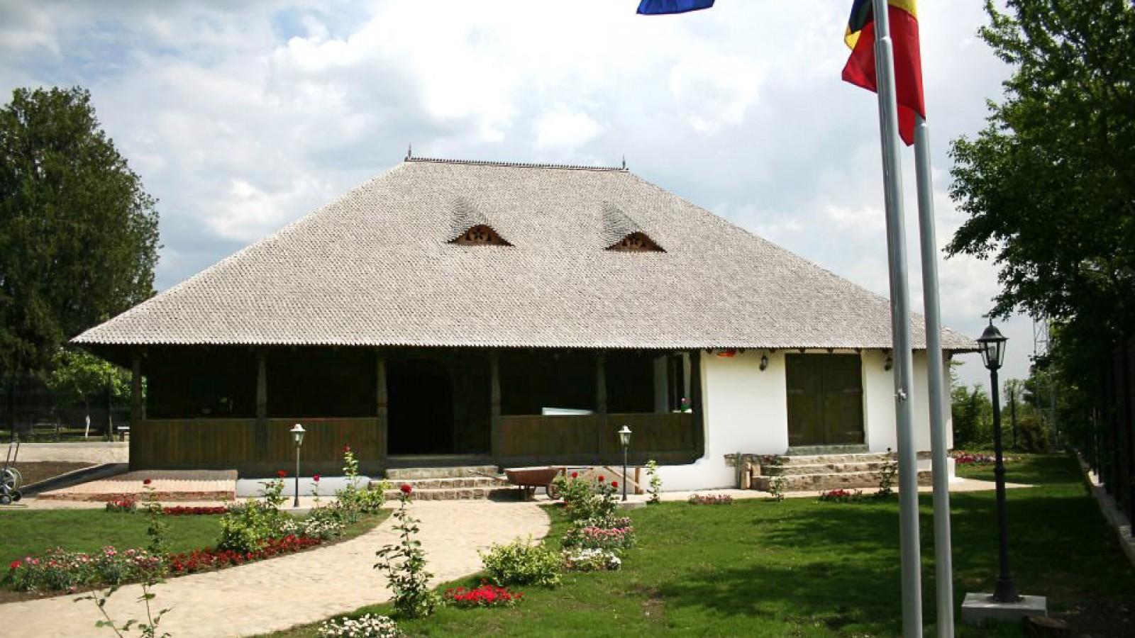 Muzeul Crama 1777 Valea Calugareasca