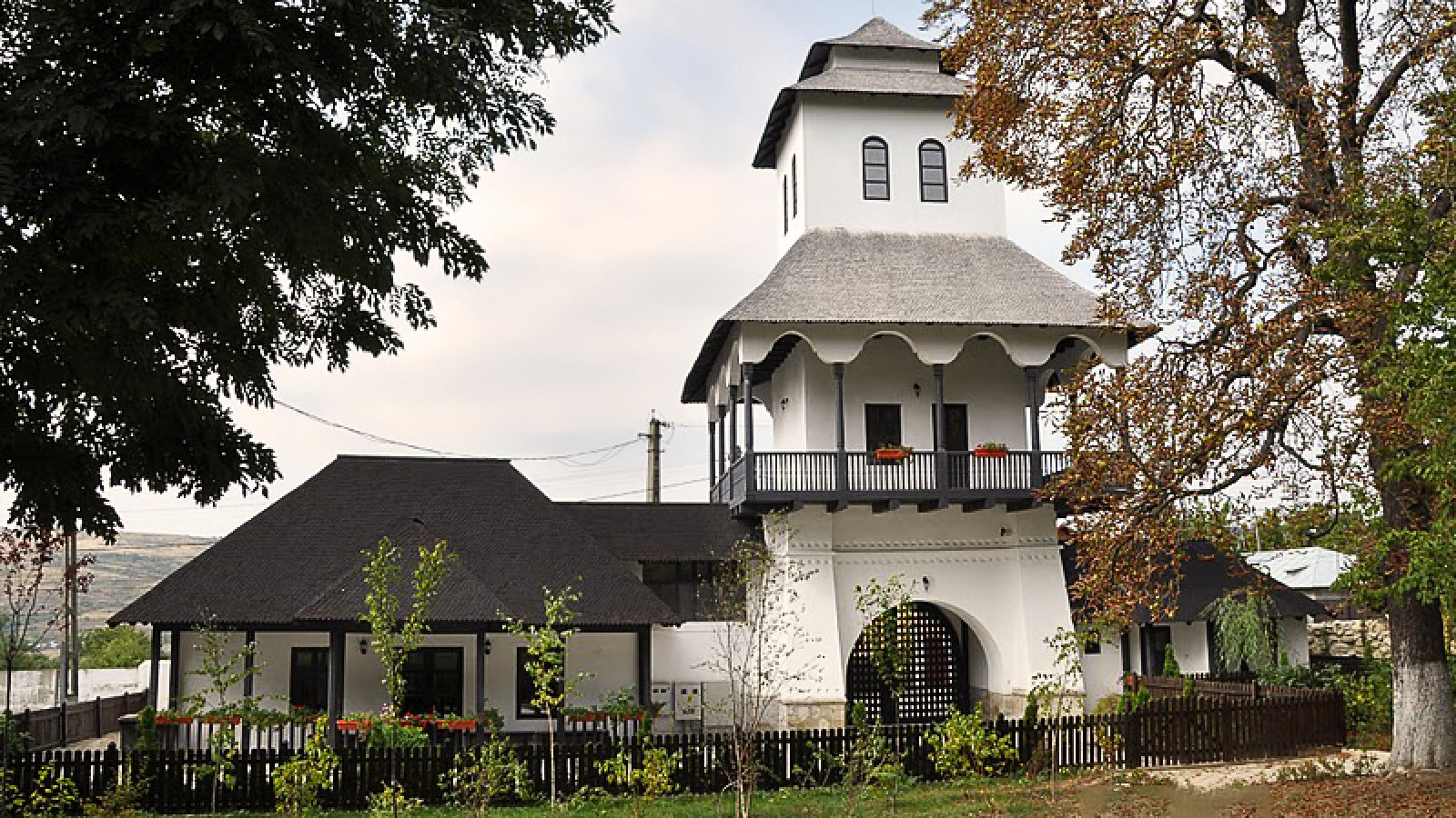 Muzeul Foisorul Bellu Urlati