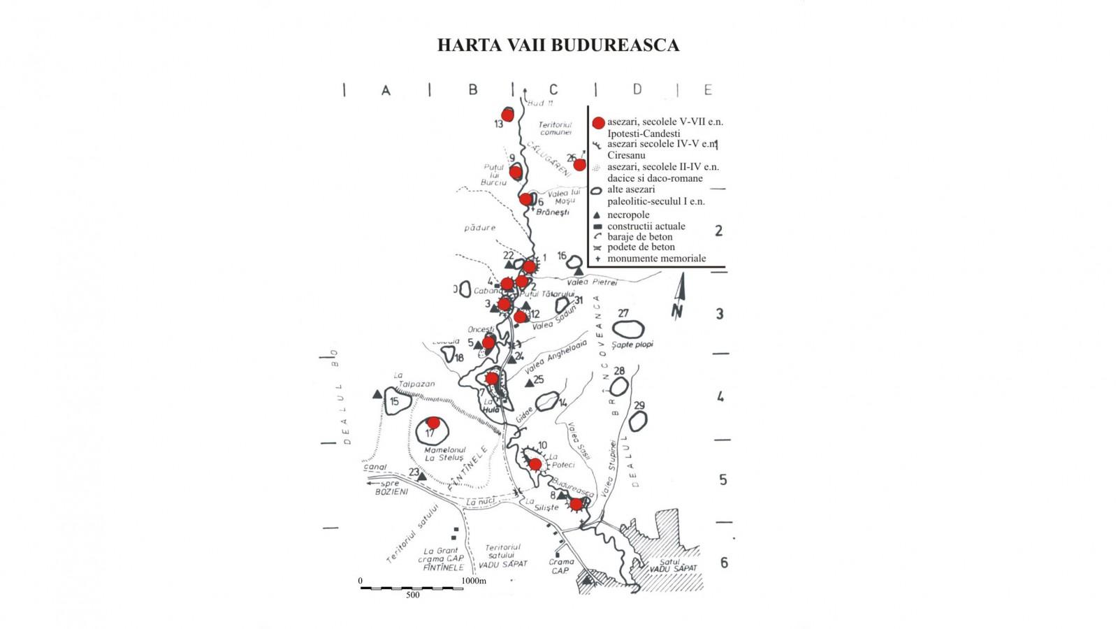 Rezervatia Arheologica Budureasca
