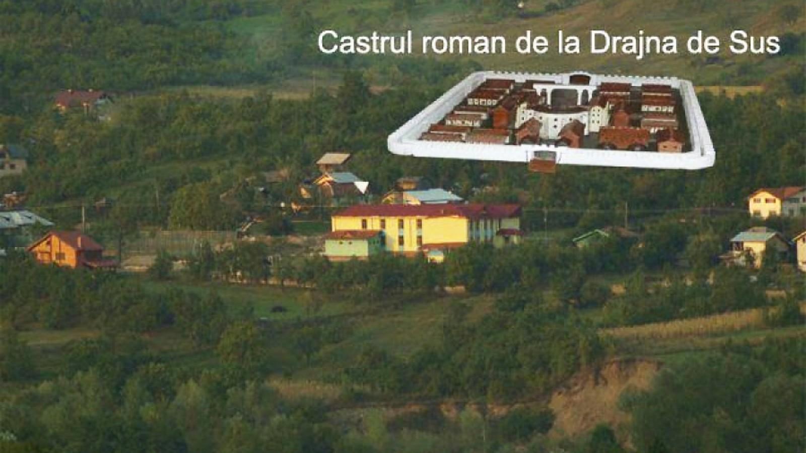 Castrul roman de la Drajna de Sus