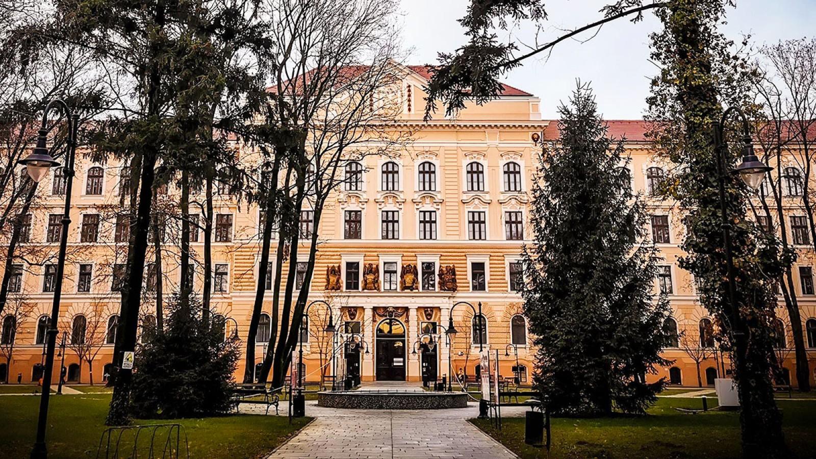 Muzeul Țării Crișurilor Oradea – Complex muzeal