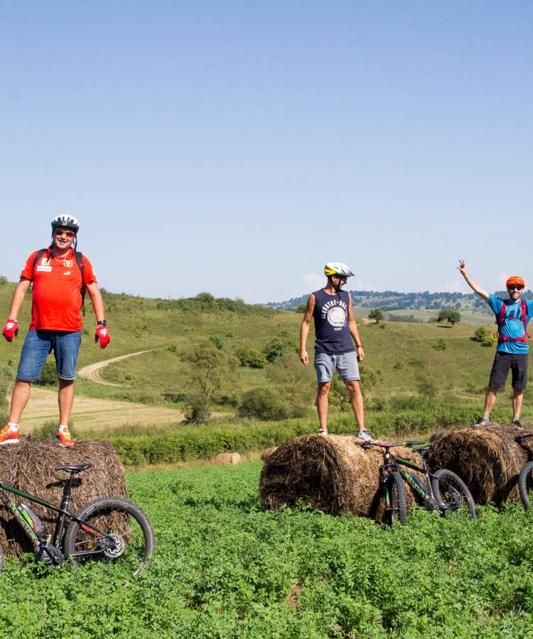 Hungarian Heritage Tour in Transylvania on E-bike